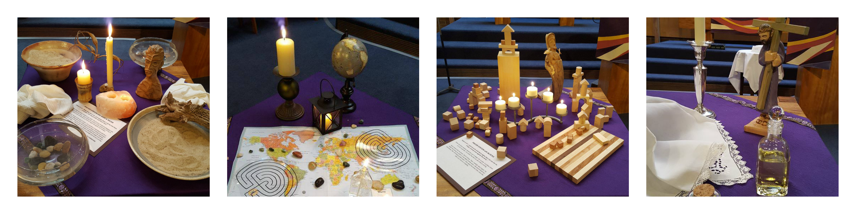 Lent Prayer Stations