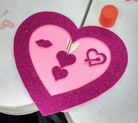 Valentine Card-Making